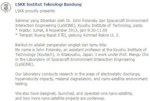 nano-satellite